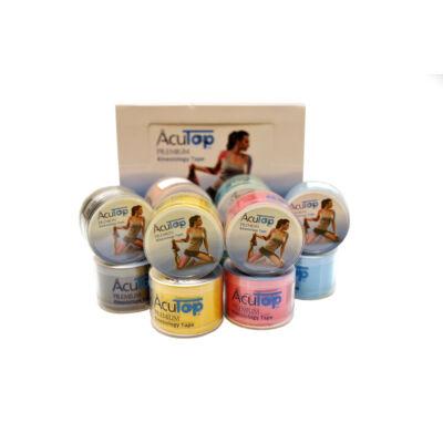 AcuTop Prémium kineziológiai tapasz 12-es csomag (tetszőleges színekben)