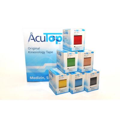 AcuTop kineziológiai tapasz  6-os csomag (tetszőleges színekben)
