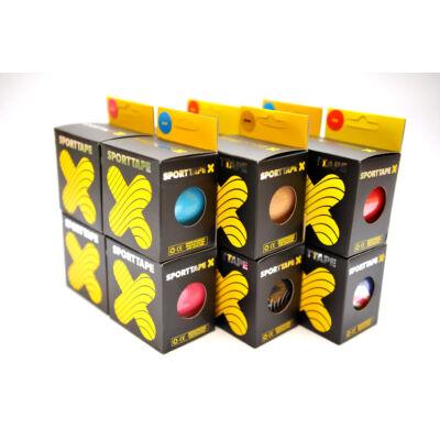 SPORTTAPE FLEX EXTRA 12-es csomag (tetszőleges színekben)