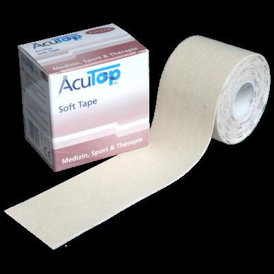 AcuTop Soft kineziológiai tapasz (natur)