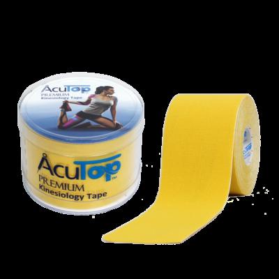 AcuTop Prémium kineziológiai tapasz (sárga)