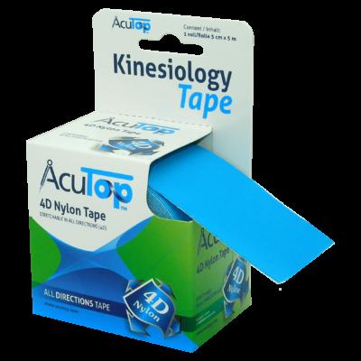 AcuTop 4D kineziológiai tapasz kék