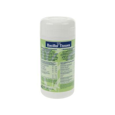 BODE alkoholos fertőtlenítő kendő (100 db)