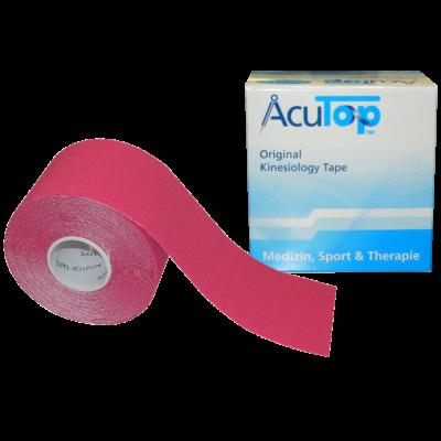 AcuTop kineziológiai tapasz (rózsaszín)