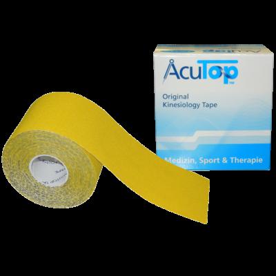 AcuTop kineziológiai tapasz (sárga)