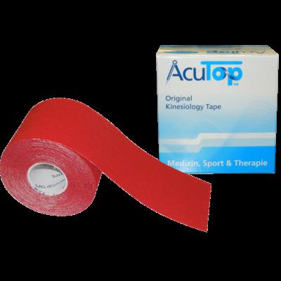AcuTop kineziológiai tapasz (piros)
