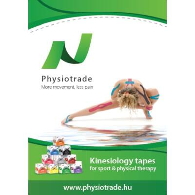 Physiotrade plakát (A2)