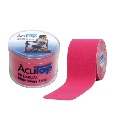 AcuTop Prémium kineziológiai tapasz (pink)