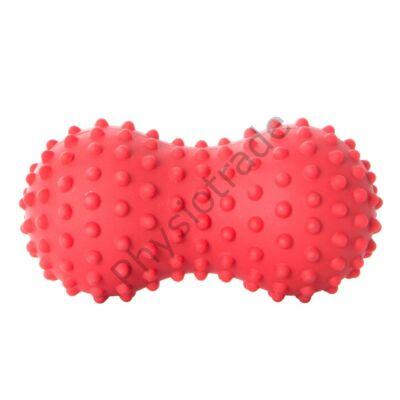 66fit mogyoró alakú tüskés masszírozó labda
