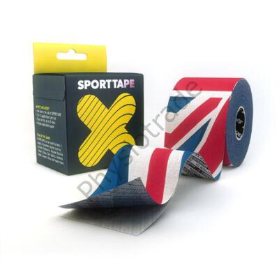 SPORTTAPE FLEX EXTRA angol zászlós