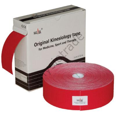 Nasara kineziológiai tapasz - 32 méter (piros)