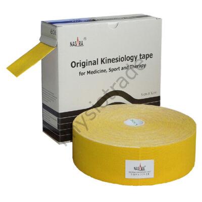 Nasara kineziológiai tapasz - 32 méter (citromsárga)