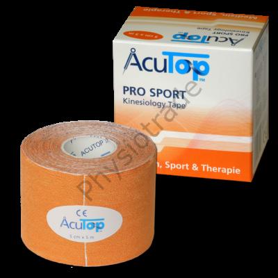 AcuTop Pro Sport kineziológiai tapasz (narancssárga)
