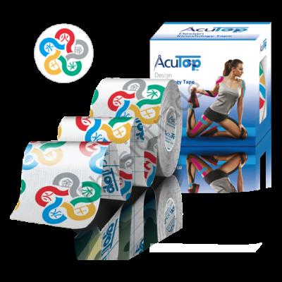AcuTop Design kineziológiai tapasz (öt elem)