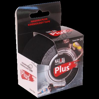 Nasara Plus+ Tape fekete