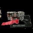 REA Flossband 5cm x 208cm (közepesen erős - piros)