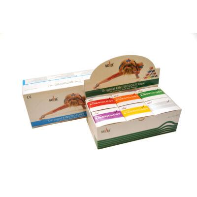Nasara kineziológiai tapasz 6-os csomag (tetszőleges színekben)