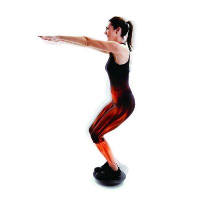 66fit Balance Board - műanyag egyensúlyozó korong (36cm)
