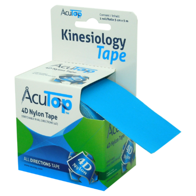 AcuTop 4D kineziológiai tapasz (kék)