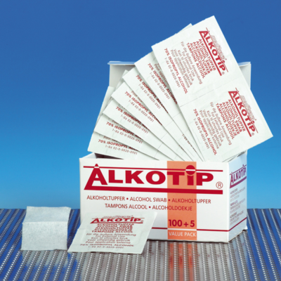 Alkotip alkoholos törlőkendő (100+5 db)