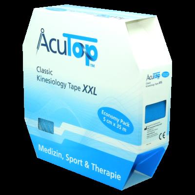AcuTop Classic kineziológiai tapasz XXL (világoskék)