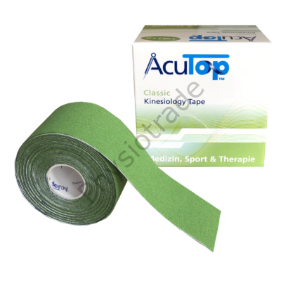AcuTop Classic tape sötétzöld 5cmx5m