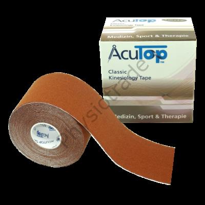 AcuTop Calssic barna kinesio tape