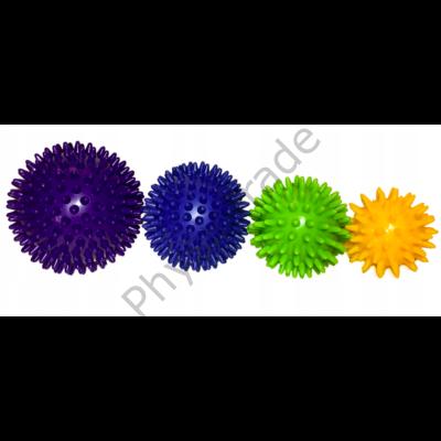REA spiky ball akupresszúrás masszázslabda szett (4db-os)