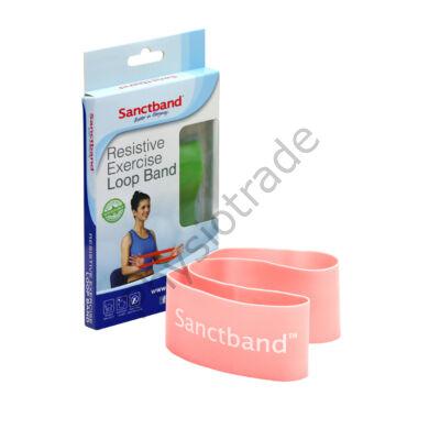 Sanctband Loop Band - erősítő gumiszalag (extra könnyű, barack)