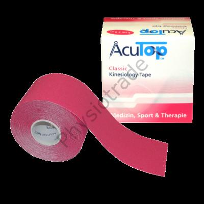 AcuTop Classic kineziológiai tapasz (rózsaszín)