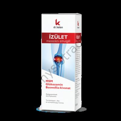 Dr.Kelen Ízület masszázs emulgél (100 ml)