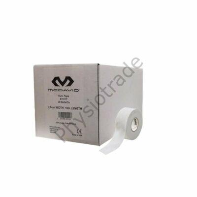 McDavid 2,5cm nem elasztikus tape (48db/karton)