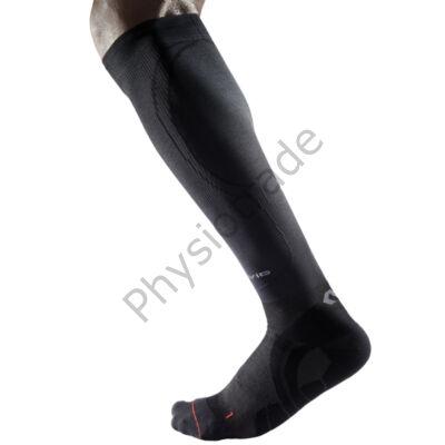 McDavid ELITE kompressziós zokni csapatsporthoz fekete