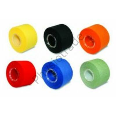 McDavid színes nem elasztikus tape (3,8cm x 10m) citromsárga