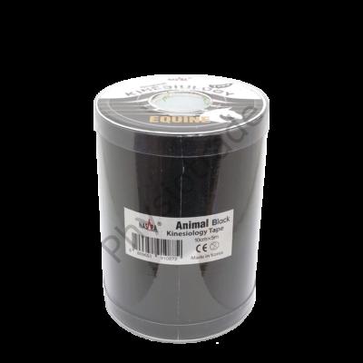 Nasara Animal Tape 10cm x 5m (fekete)
