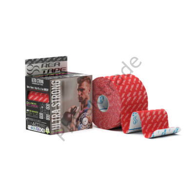 REA TAPE ULTRA STRONG - Piros